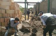 احداث ۵۰۰ واحد مسکونی برای سیلزدگان توسط سپاه قدس گیلان