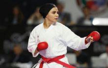 کاراته کای گیلانی در رسیدن به مدال لیگ جهانی ناکام ماند