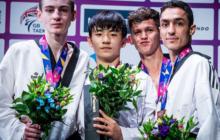 کسب مدال برنز تکواندو کار گیلانی در مسابقات قهرمانی جهان
