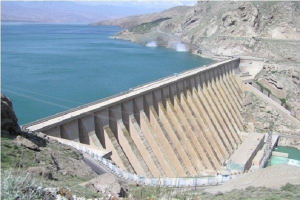 بیش از یک میلیارد متر مکعب آب سد سفید رود رهاسازی شده است