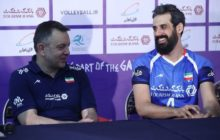 صحبت های سرمربی و کاپیتان تیم ملی پس از کسب برد شیرین مقابل لهستان در کنفراس خبری