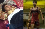 دستور وزیر ورزش برای پیگیری درمان کشتیگیر مازندرانی