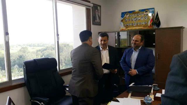 انتصاب علیرضا صیاد به عنوان مشاور امور اجرایی شهردار رشت