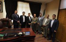 توافق اولیه شهرداری رشت و بانک شهر برای انجام همکاری مشترک صورت پذیرفت