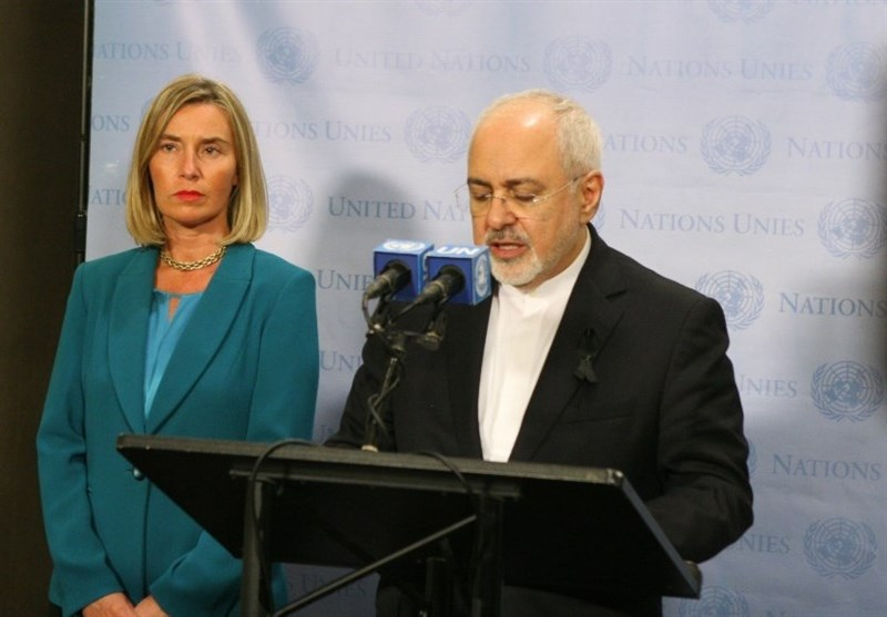 جزئیات نامه ظریف به موگرینی درباره گام سوم کاهش تعهدات برجامی ایران