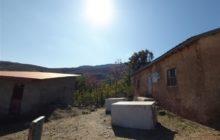 احداث غسالخانه در حیاط مدرسه در اشکور گیلان