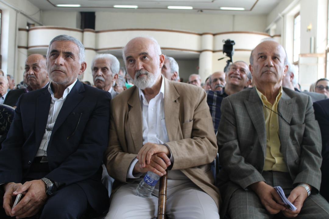 جشن یک سده فرهنگ ماندگار دبیرستان شهید دکتر بهشتی/ انتخاب دبیرستان بهشتی به عنوان دبیرخانه مدارس ماندگار کشور
