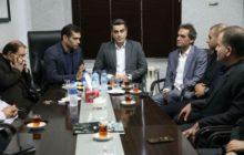 جلسه معارفه سه مدیر جدید شهرداری رشت برگزار شد