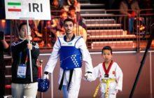آرمین هادی پور اولین سهمیه تکواندو المپیک ٢۰٢۰ را گرفت/میرهاشم حسینی دیگر تکواندوکار المپیکی ایران شد