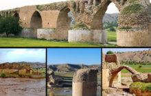حال ناخوش مادر پل های تاریخی ایران/کشکان را آب برد،مسئولان را خواب