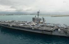 برکناری فرمانده ناو هواپیمابر آمریکایی به دلیل درز نامه درباره شیوع کرونا