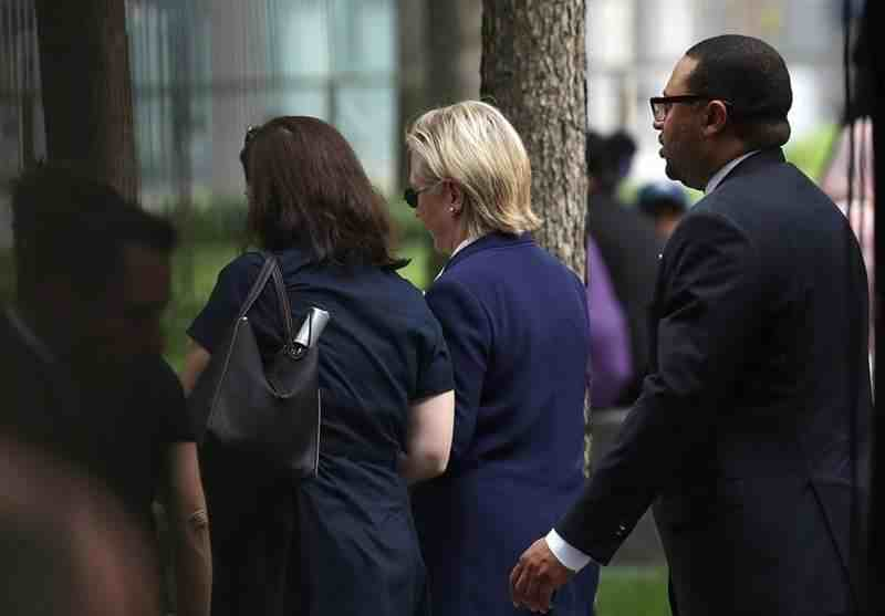 آیا «ذاتالریه» کلینتون را مجبور به ترک انتخابات میکند