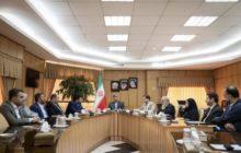 رئیس شورا در دیدار با استاندار خواستار شد؛  مقام ارشد استان برای اعطای حکم شهردار از وزارت کشور تلاش نماید