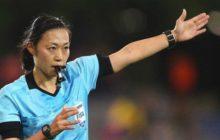 استفاده از داور زن برای فوتبال مردان در آسیا