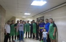 تیم بلدیه شهرداری موفق به صعود به مرحله بعدی مسابقات فوتسال جام رمضان شد