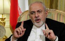 ظریف: تا آمریکا به اقدامات تروریستی خود پایان ندهد مذاکره نمیکنیم