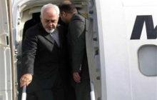 ظریف: به دستور رئیسجمهور برای بررسی پیشنهاد مکرون به پاریس میروم