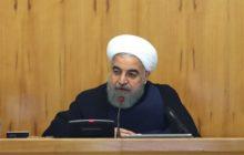 روحانی: آمریکا باید جنگطلبان و سیاست جنگ طلبی را کنار بگذارد