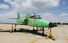 اولین هواپیمای جت آموزشی-رزمی ساخت ایران با نام «یاسین» رونمایی شد