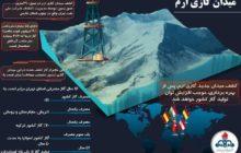 اعلام جزئیات کشف میدان گازی جدید در ایران