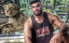 قطع همکاری امیرعلی اکبری با UFC